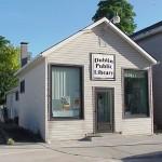 Dublin Public Library in Dublin, Indiana